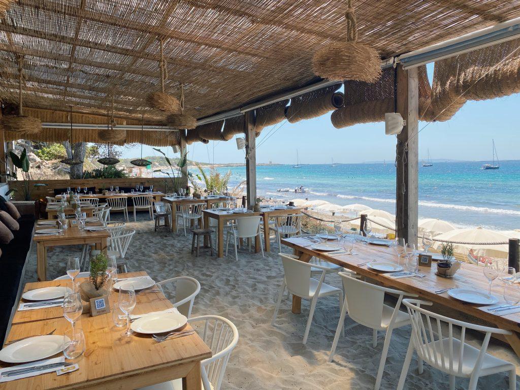 Beso Beach Ibiza