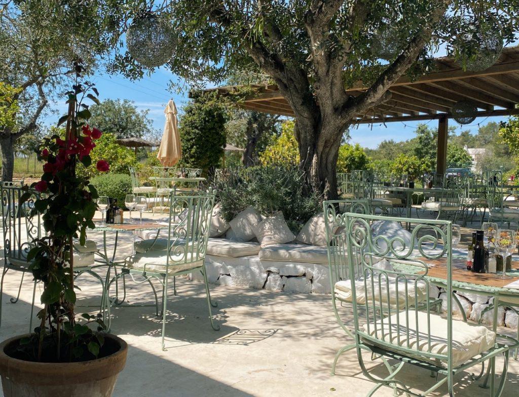 Aubergine restaurant Ibiza