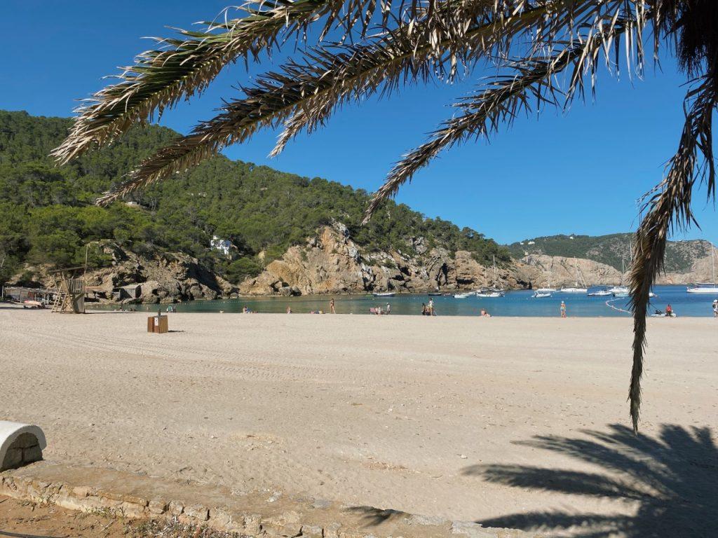 Mooiste stranden noorden Ibiza Benirras