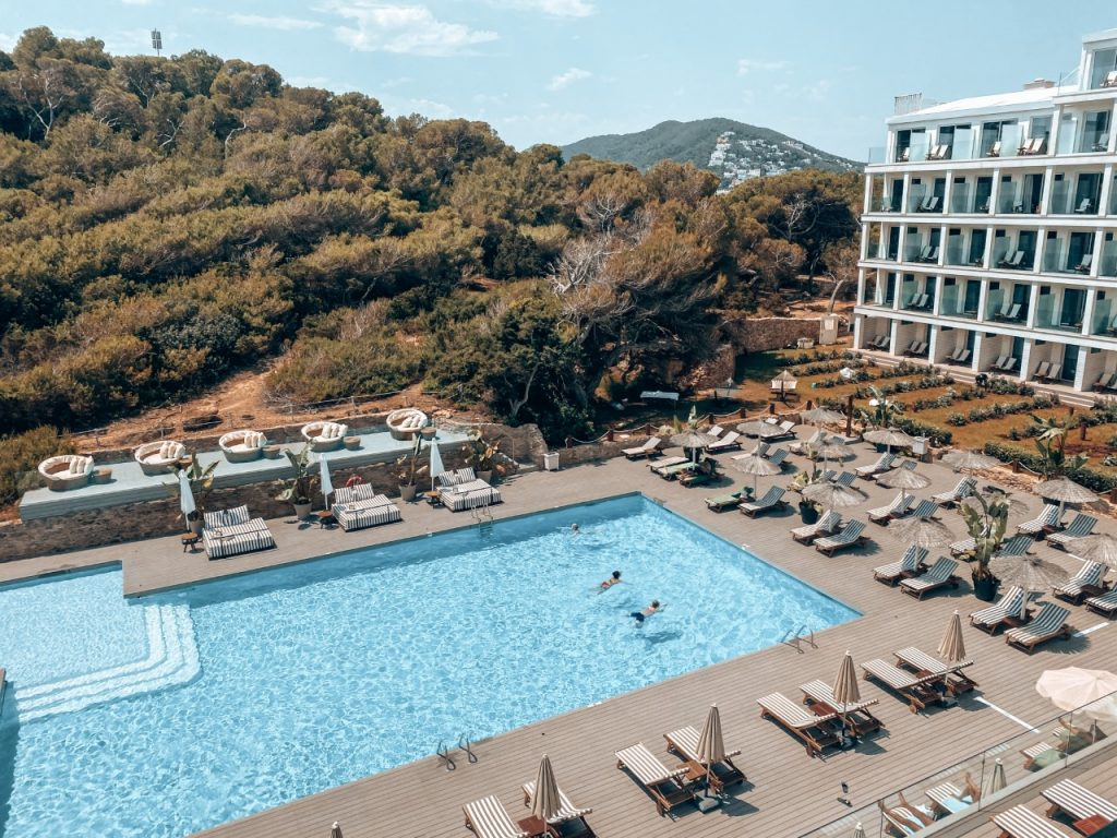 Adult only hotels Ibiza Sol Beach House