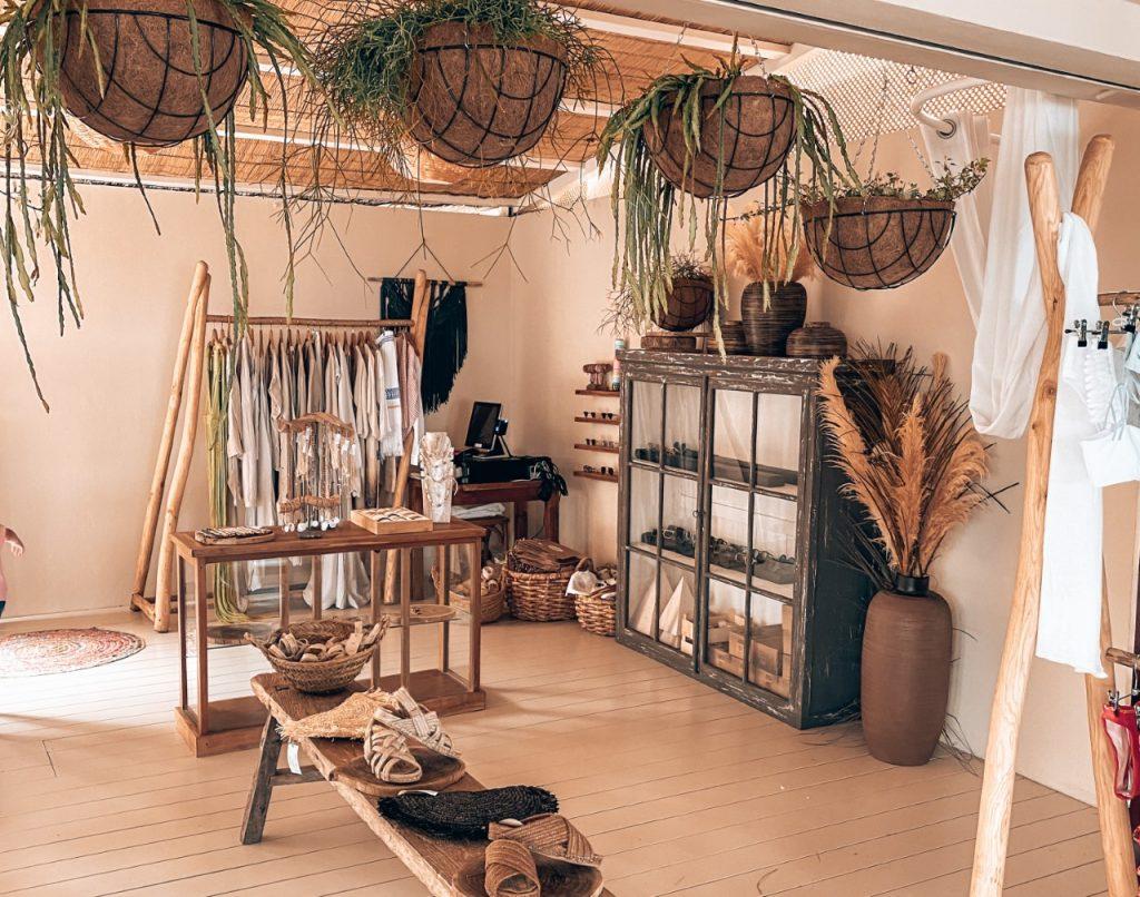 Beachhouse Ibiza shop